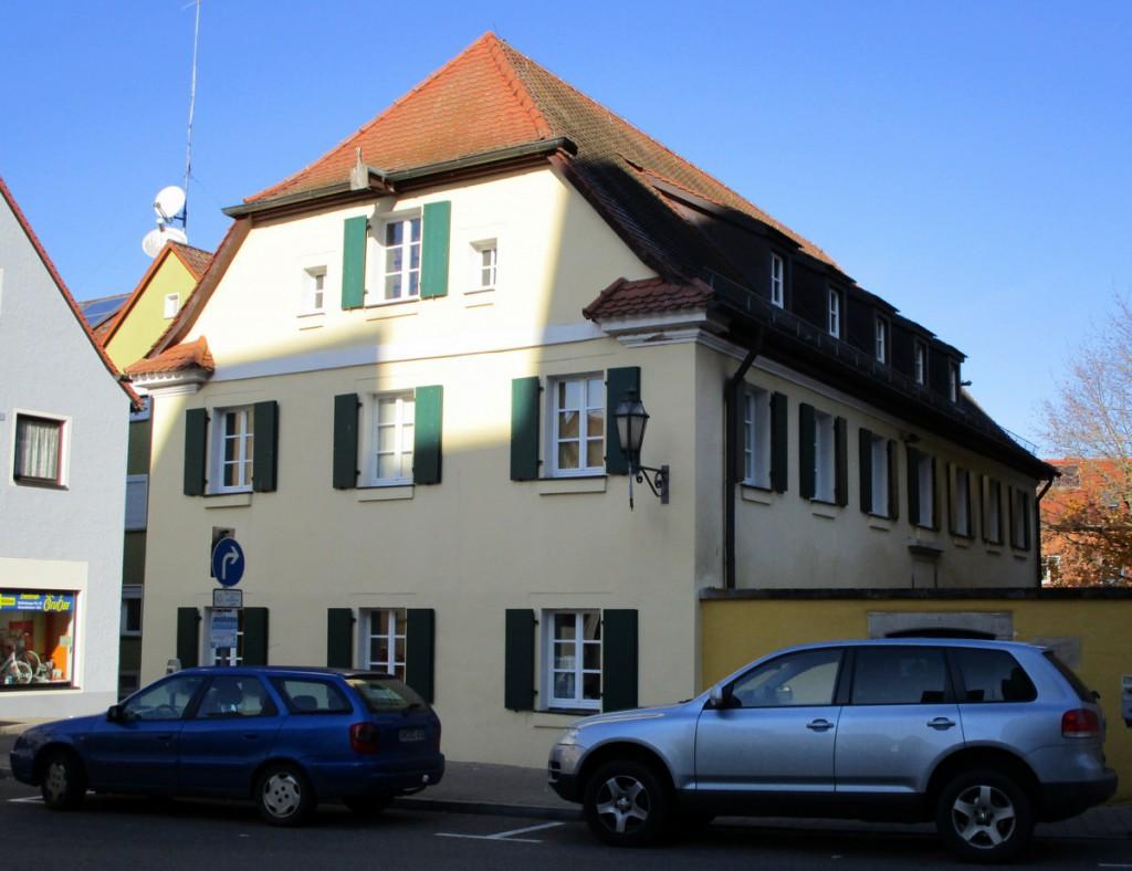 Das Jugendzentrum in Gunzenhausen ist nur bedingt geeignet.