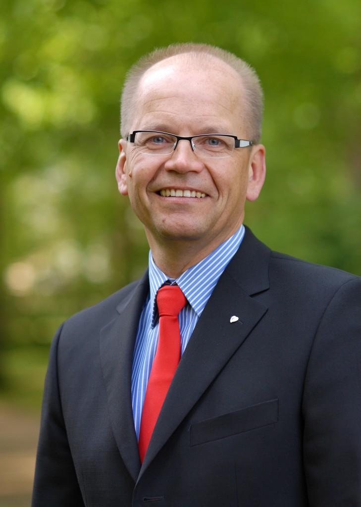 Werner Frieß übernimmt im nächsten Jahr die Leitung der Sparkasse Ansbach.