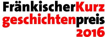 Logo_Fränkischer Kurzgeschichtenpreis 2016