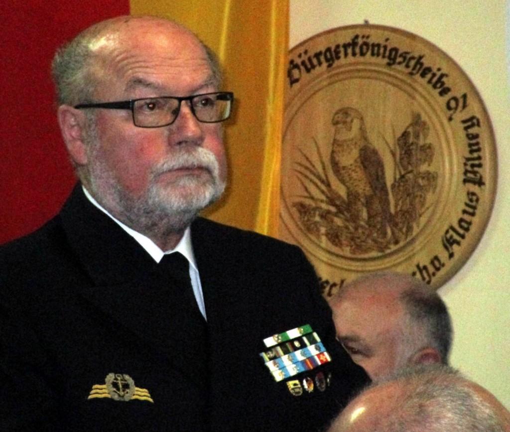 Kreisvorsitzender Robert Höhenberger.