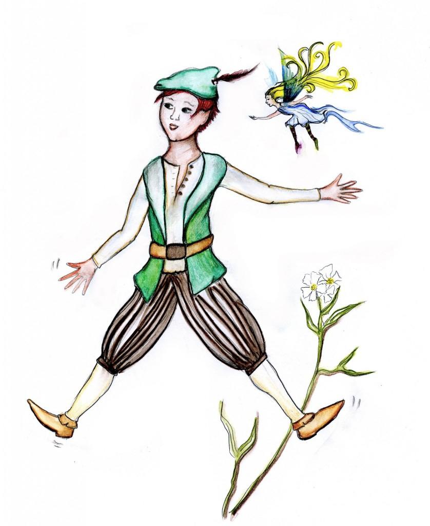 Peter Pan Illustration002