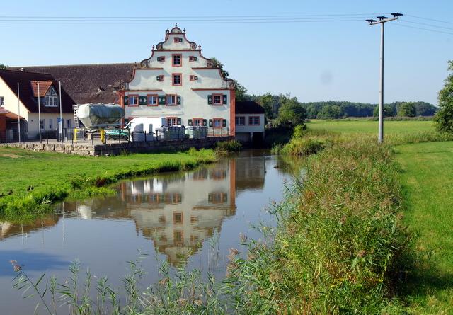 fränkischer seenland radweg