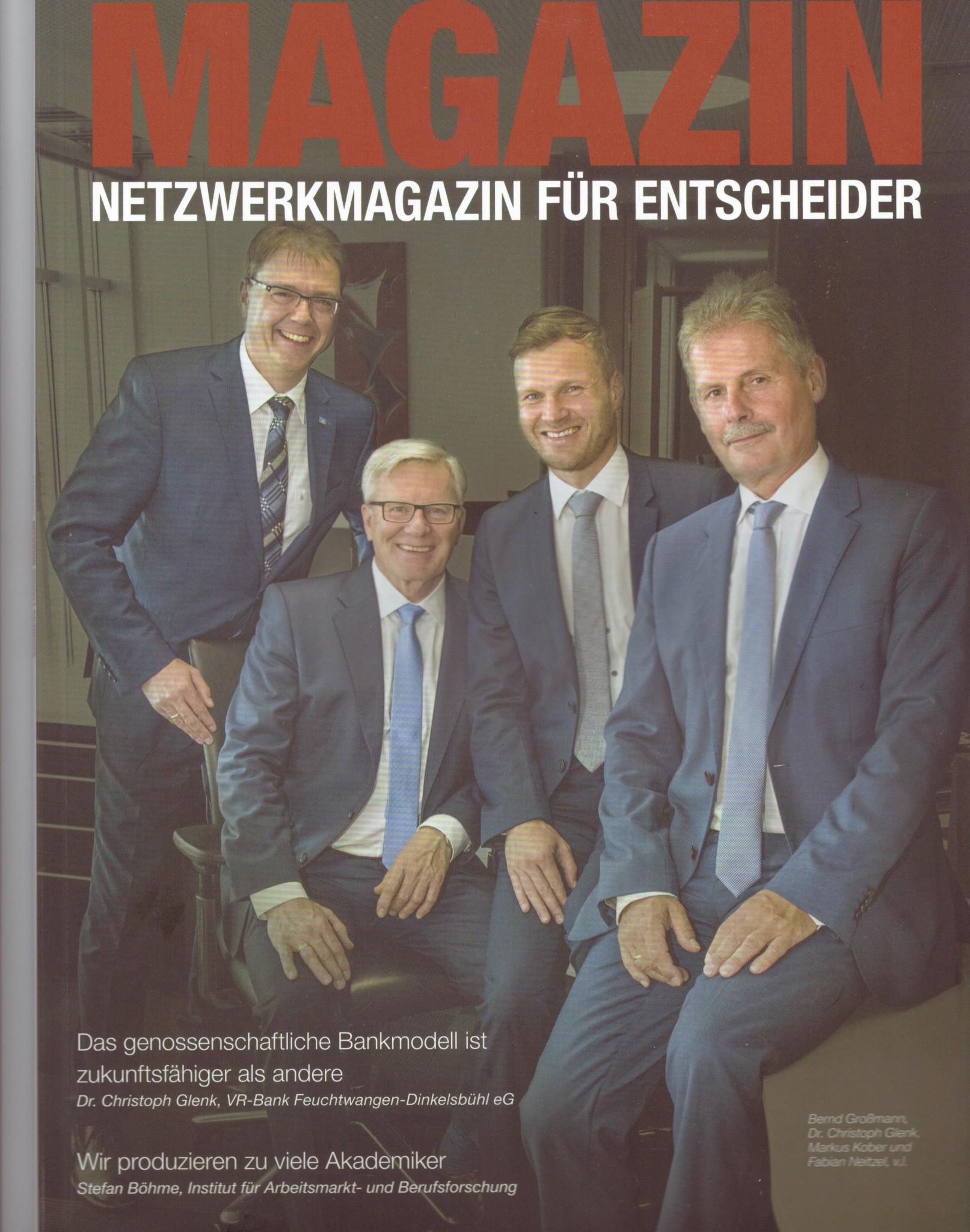 Netzwerkmagazin Für Entscheider Falk Report